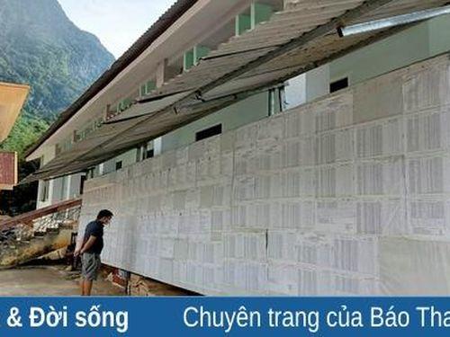 Đồng bào Mông xã biên giới Sơn Thủy chuẩn bị cho ngày hội lớn
