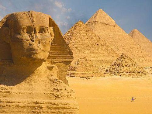 Tượng Nhân sư nổi tiếng Ai Cập mất phần mũi từ bao giờ?