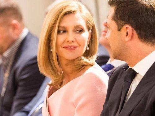 Vợ Tổng thống Ukraine Zelensky: Chả mấy khi tôi nấu ăn