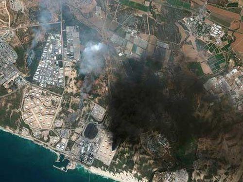Israel 'nướng' Gaza với 1.000 quả bom trong 40 phút