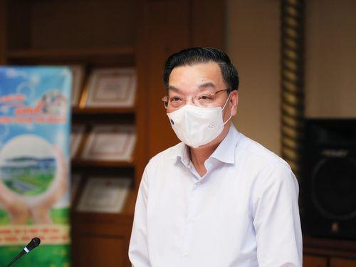 Chủ tịch Hà Nội yêu cầu kỷ luật nghiêm khắc Giám đốc Hacinco Nguyễn Văn Thanh