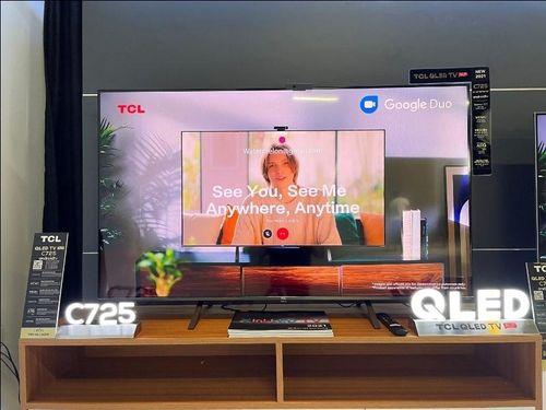 TCL QLED 4K AI-IN C725 – Chiếc TV 'gây bão' cộng đồng công nghệ