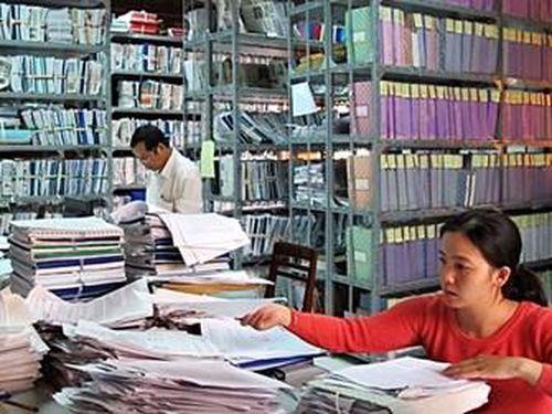 Tăng cường hiệu lực, hiệu quả việc quản lý nhà nước về tài liệu lưu trữ