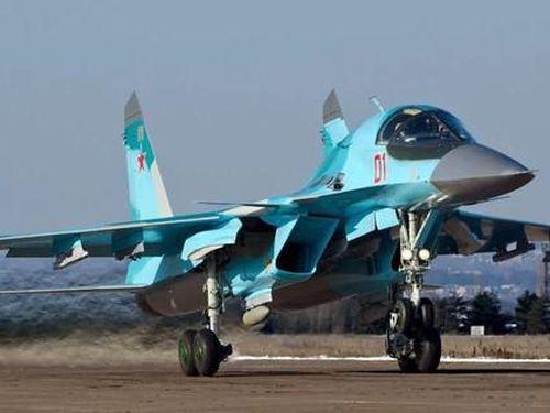 Nga tiếp tục hiện đại hóa cường kích 'vịt bay' Su-34
