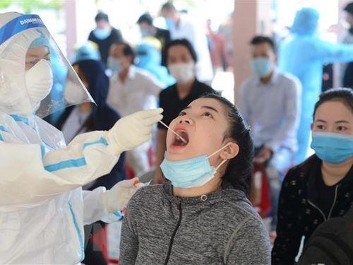Việt Nam ghi nhận tổng cộng 190 ca mắc mới COVID-19 trong ngày 16/5