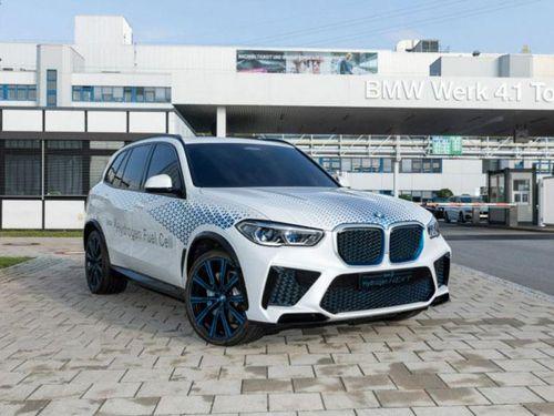 BMW X5 chạy bằng khí hydro sẽ ra mắt vào cuối năm 2022