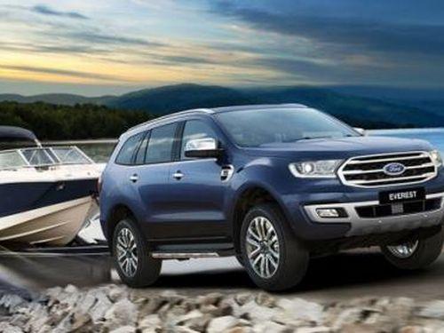 5 đặc tính chứng tỏ Ford Everest phù hợp với phái nữ