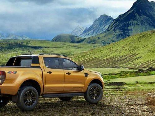 Doanh số Ford Ranger và Everest đứng đầu phân khúc
