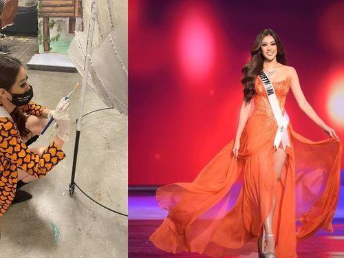 Nhìn lại hành trình bứt phá của Khánh Vân tại Miss Universe