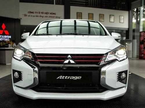 Vì sao Mitsubishi Attrage vào top xe ăn khách tại VN 2 tháng liền?