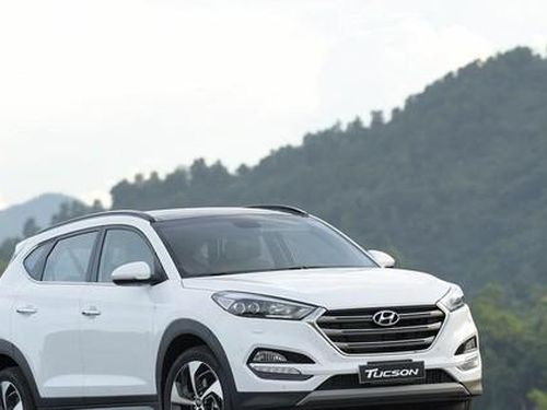 Triệu hồi loạt Hyundai Tucson tại Việt Nam