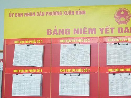 Hà Nội: Xuân Đỉnh triển khai công tác bầu cử