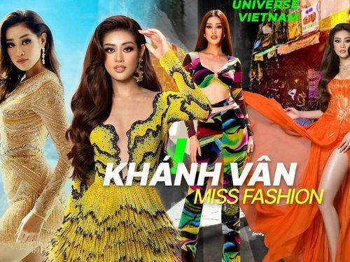 10 trang phục giúp Khánh Vân khẳng định danh hiệu Miss Fashion là của Việt Nam tại Hoa hậu Hoàn vũ 2020