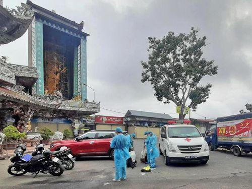 135 người tại Lâm Đồng liên quan đến BN3141 âm tính lần 2