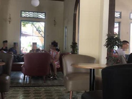 Mời chủ quán cà phê Sline ở Huế vi phạm phòng chống dịch Covid-19 tới làm việc