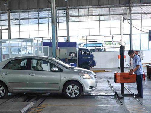 Những lỗi bị từ chối đăng kiểm ô tô mà tài xế nên biết