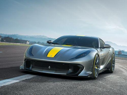 Ferrari xác nhận sản xuất động cơ 'quái vật' V12