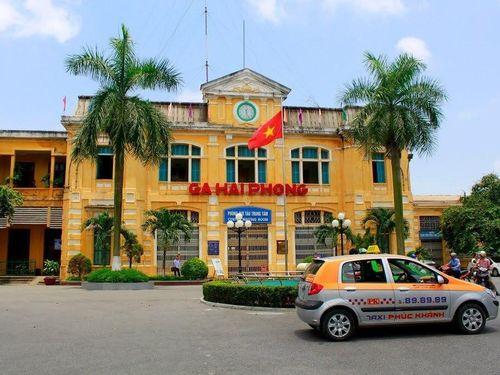 Tạm dừng tuyến đường sắt Hà Nội - Hải Phòng