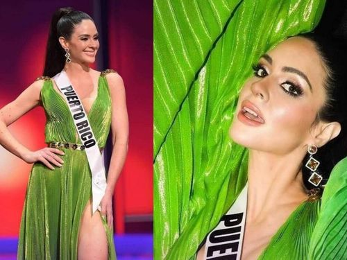 Miss Puerto Rico livestream tố bị cắt nát váy, Miss Universe 2020 tiếp tục dính phốt