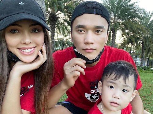 Quang Hải, Đức Chinh sắp đá vòng loại World Cup, Bùi Tiến Dũng tận hưởng ngày nghỉ bên bạn gái Dianka