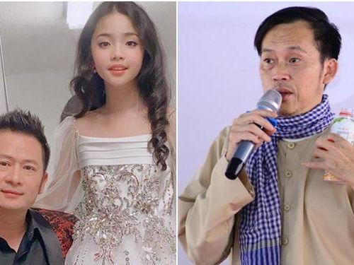 Con gái nuôi của Bằng Kiều đặt sự tin tưởng vào chú Hoài Linh