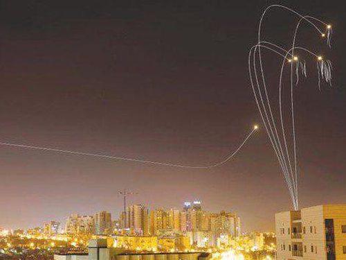 Israel thừa nhận vòm sắt Iron Dome bắn cả vào UAV quân mình
