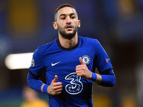 Chelsea bất ngờ bán tháo Hakim Ziyech