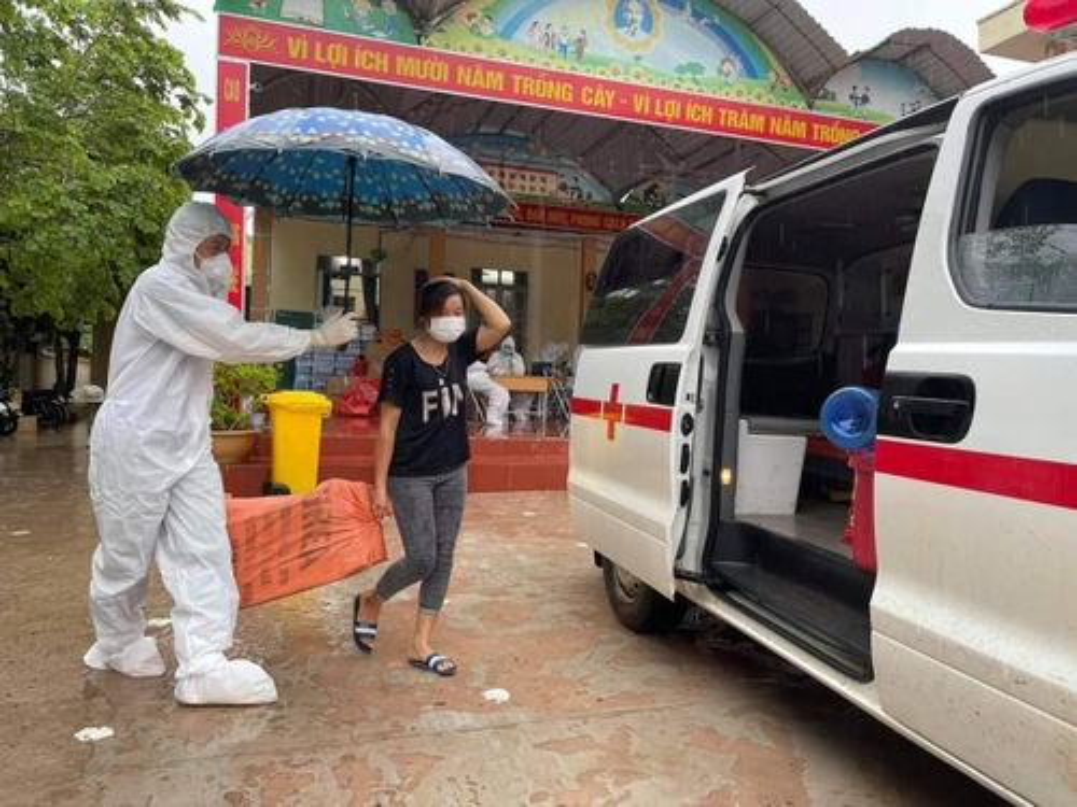 Hơn 700 công dân xã Si Pa Phìn (Điện Biên) hoàn thành cách ly tập trung
