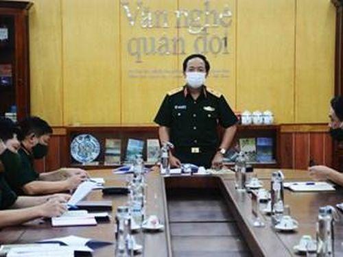 Tạp chí Văn nghệ Quân đội chú trọng lan tỏa phẩm chất, hình ảnh Bộ đội Cụ Hồ