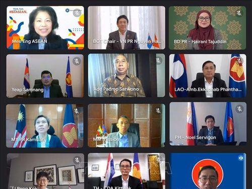 Việt Nam chủ trì cuộc họp Hội đồng Ủy thác Quỹ ASEAN