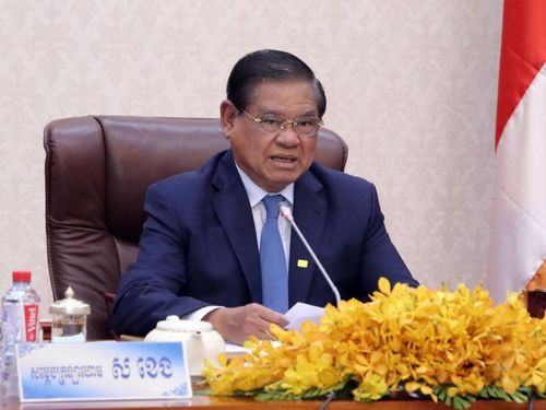 Campuchia yêu cầu các tỉnh giáp biên hợp tác chặt với Việt Nam để phòng dịch