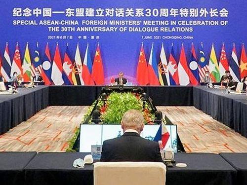 ASEAN-Trung Quốc: Hai hội nghị, một tầm nhìn