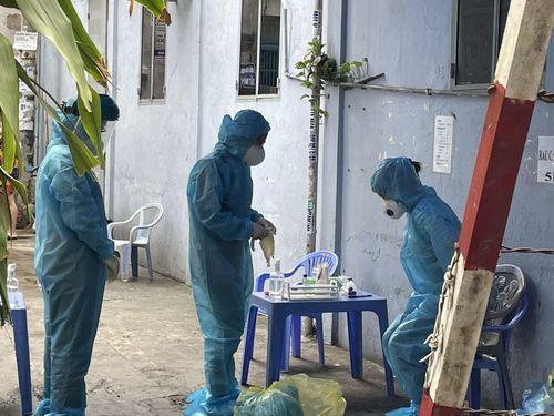 Ngày 12/6, TP Hồ Chí Minh phát hiện thêm 84 trường hợp mắc COVID-19