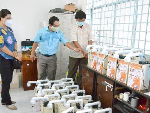 Kiên Giang: Thi đua thực hiện Nghị quyết Đảng bộ tỉnh