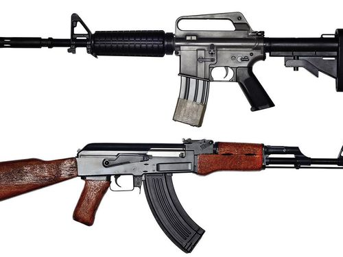 HK416 của Đức đủ sức thay thế M-16 Mỹ để tiếp tục so găng với AK Nga