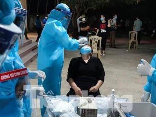 Nghệ An, Hà Tĩnh ghi nhận thêm các ca dương tính với SARS-CoV-2