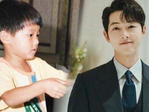 Bất ngờ về quá khứ của 'mỹ nam' Song Joong Ki
