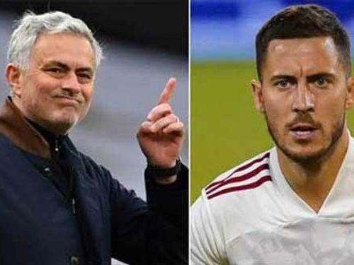 HLV Mourinho tiết lộ sự thật đáng buồn về Hazard