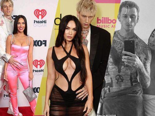Bỏ chồng già yêu bồ trẻ, Megan Fox liên tục rửa mắt thiên hạ với loạt trang phục hở bạo