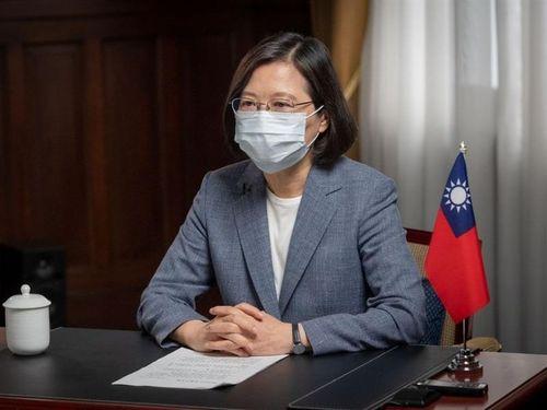 Bà Thái Anh Văn cảm ơn Mỹ viện trợ 2,5 triệu liều vaccine