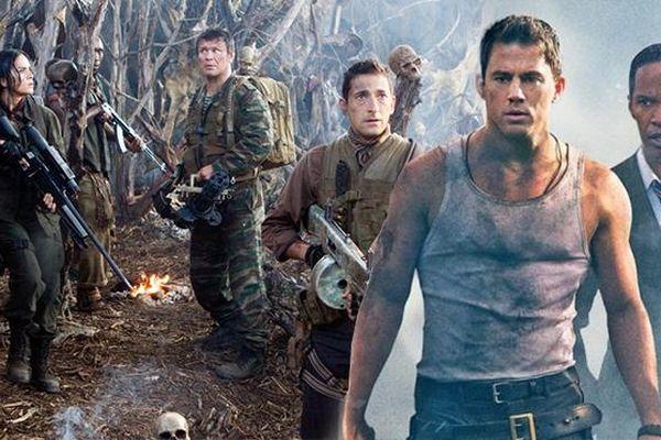 Chuỗi phim hành động kịch tính về những 'anh hùng bất bại'