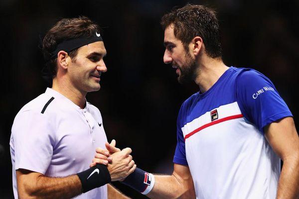 Giải 'Bát đại cao thủ' tại London: Federer 'bất khả chiến bại', Sock hạ 'đệ tam kiếm'