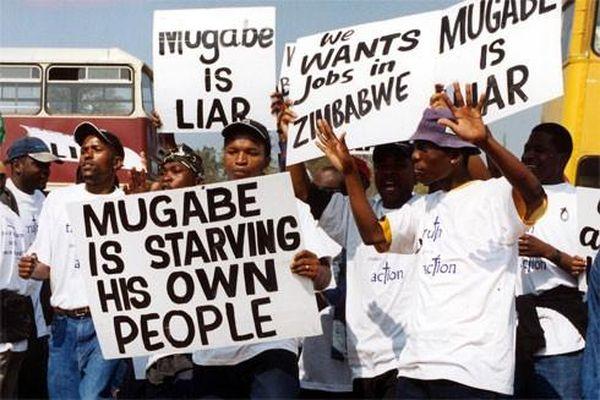 Di sản hoang tàn của Tổng thống Zimbabwe R. Mugabe
