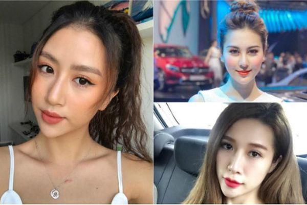 Hot girl Việt bỗng dưng có cằm nhọn khiến dân tình đồn đoán