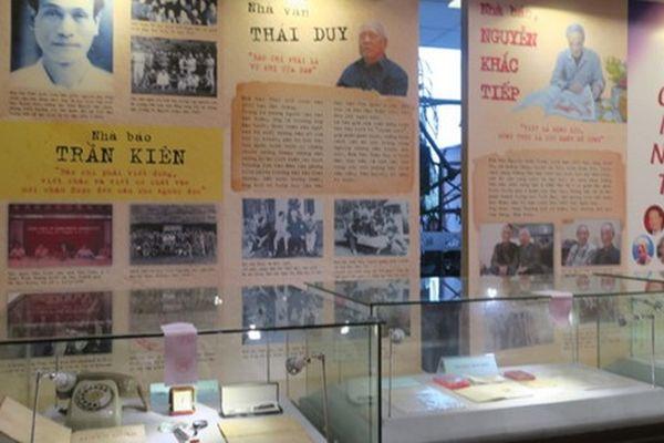 Góp ý Dự án Sưu tầm tài liệu, hiện vật Bảo tàng Báo chí Việt Nam