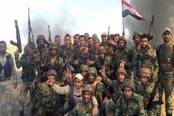 Thành tích 'khủng' của Quân đội Syria sau 40 ngày càn quét Hama