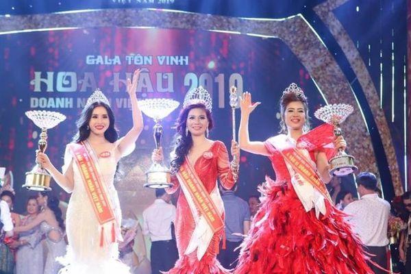 Đà Nẵng tiếp tục lách luật nhằm công nhận giải 'chui' Hoa hậu Doanh Nhân VN 2019?