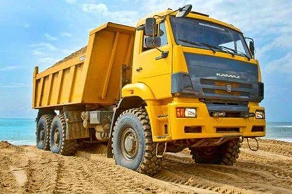 Kamaz sắp lắp ráp xe ôtô tải 'khủng' tại Việt Nam