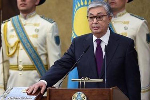 Tổng thống lâm thời Kazakhstan Tokayev chiến thắng bầu cử
