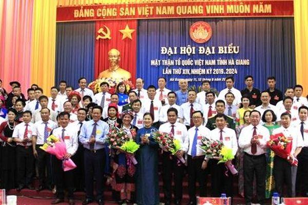 Nhân sự mới TP.HCM, Lạng Sơn, Hà Giang, Bình Phước